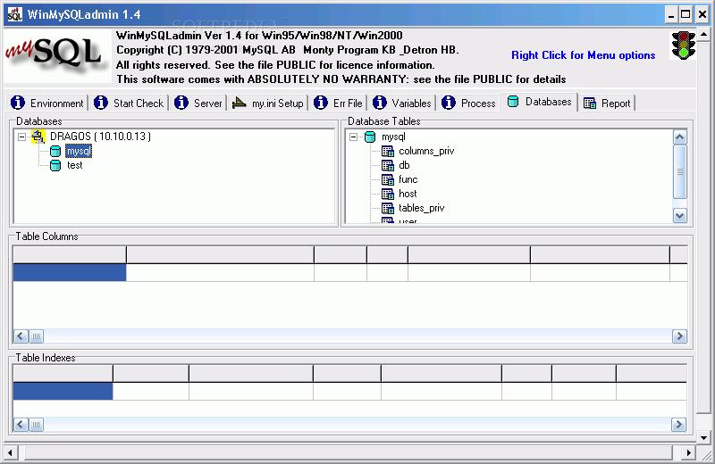 Как создать базу данных ютуб