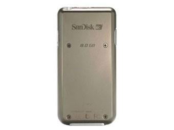 sansa disk mp3 player manual